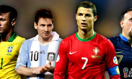 2018 Dünya Kupası Favorileri