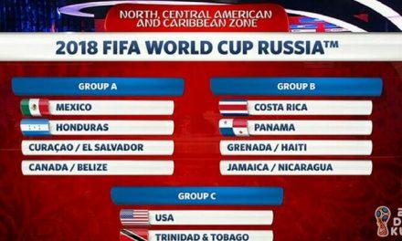 2018 Dünya Kupası Grup Elemeleri Son Durum
