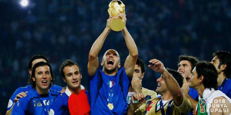 Bu Zamana Kadar Dünya Kupasını Kazanan Ülkeler