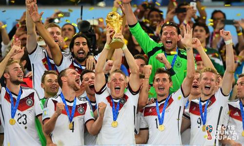 2018 Dünya Kupası Almanya