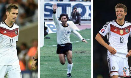Dünya Kupalarının En Çok Gol Atan Takımı