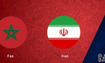 Fas İran Dünya Kupası Maçı Bahis Tahmini