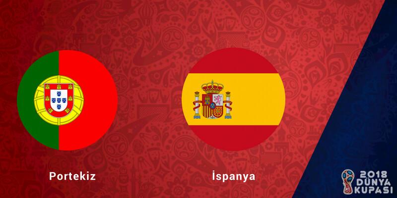Portekiz İspanya Dünya Kupası Maçı Bahis Tahmini