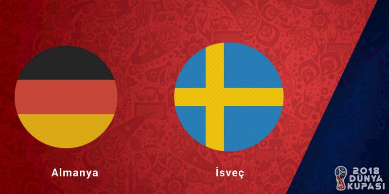 Almanya İsveç Dünya Kupası Maçı Bahis Tahmini