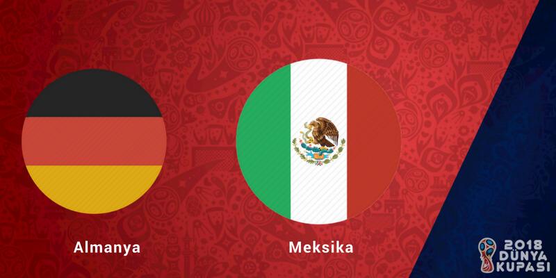 Almanya Meksika Dünya Kupası Maçı Bahis Tahmini