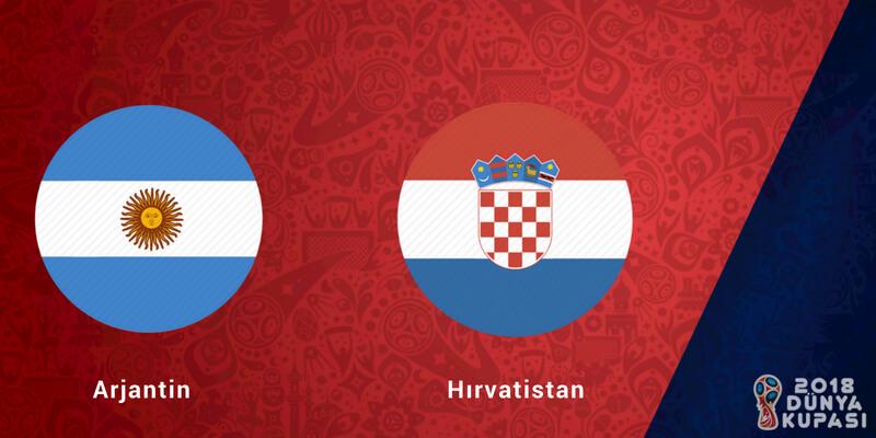 Arjantin Hırvatistan Dünya Kupası Maçı Bahis Tahmini
