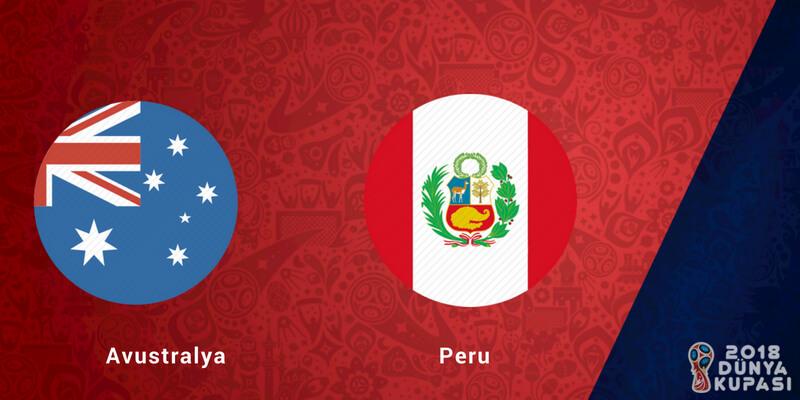 Avustralya Peru Dünya Kupası Maçı Bahis Tahmini
