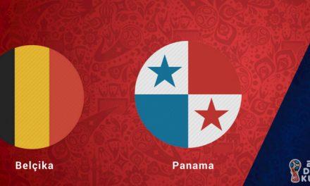 Belçika Panama Dünya Kupası Maçı Bahis Tahmini