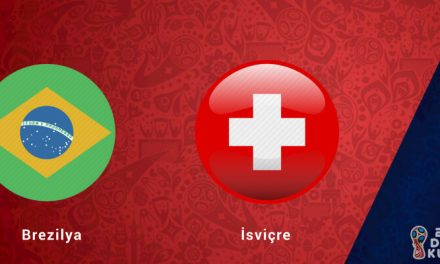 Brezilya İsviçre Dünya Kupası Maçı Bahis Tahmini