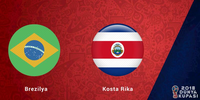 Brezilya Kosta Rika Dünya Kupası Maçı Bahis Tahmini