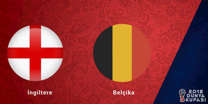 İngiltere Belçika Dünya Kupası Maçı Bahis Tahmini