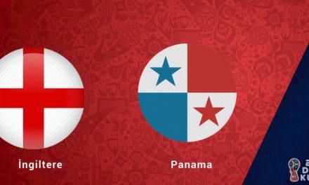 İngiltere Panama Dünya Kupası Maçı Bahis Tahmini