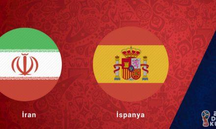 İran İspanya Dünya Kupası Maçı Bahis Tahmini
