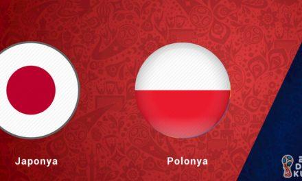 Japonya Polonya Dünya Kupası Maçı Bahis Tahmini