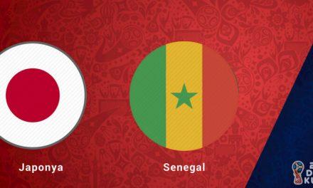 Japonya Senegal Dünya Kupası Maçı Bahis Tahmini