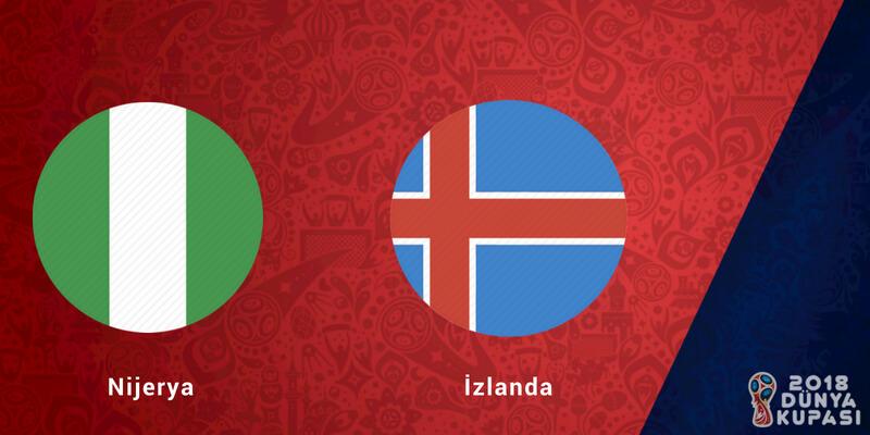 Nijerya İzlanda Dünya Kupası Maçı Bahis Tahmini