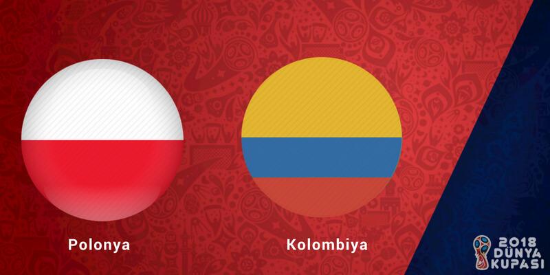 Polonya Kolombiya Dünya Kupası Maçı Bahis Tahmini