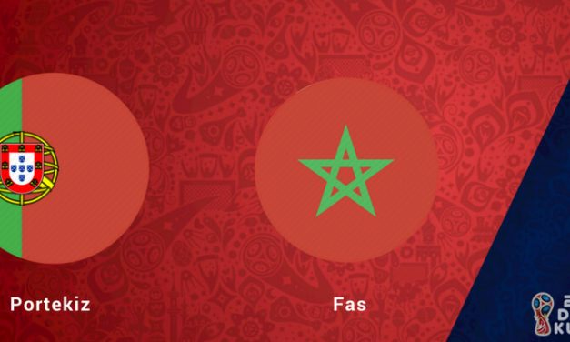 Portekiz Fas Dünya Kupası Maçı Bahis Tahmini