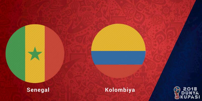 Senegal Kolombiya Dünya Kupası Maçı Bahis Tahmini