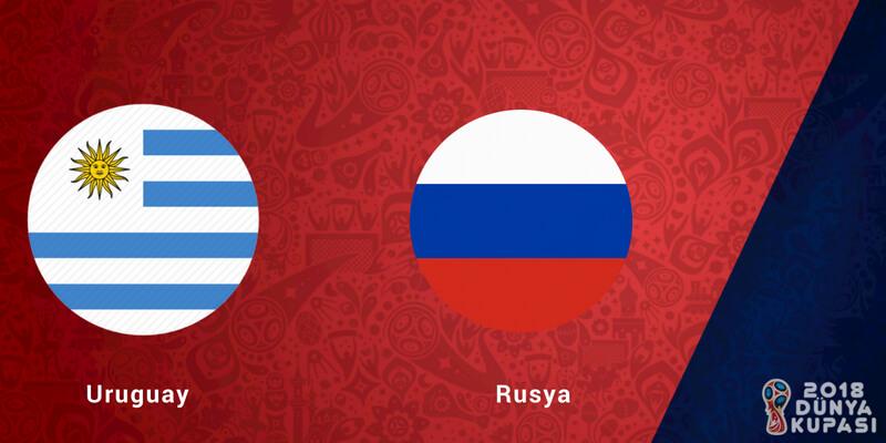 Uruguay Rusya Dünya Kupası Maçı Bahis Tahmini