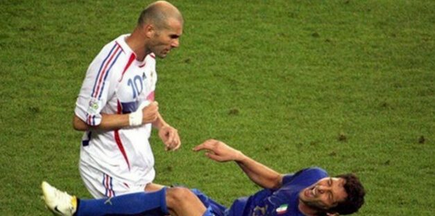 2006 Almanya Dünya Kupası Finali Zinedine Zidane