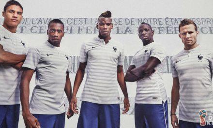 2018 Dünya Kupası Favorisi Fransa