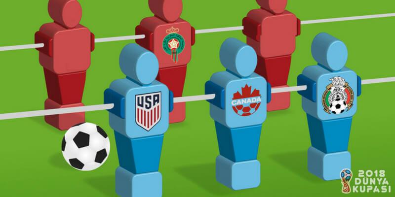2026 Dünya Kupası Ortaklığa Çok Yakın