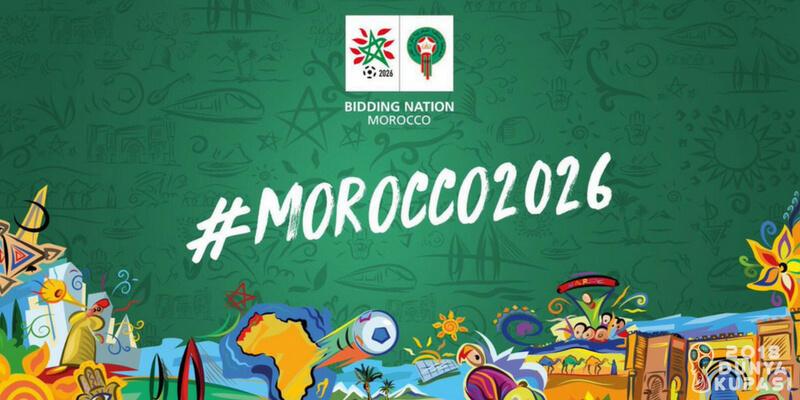 2026 Dünya Kupası ev sahipliği için iki adayda kabul edildi