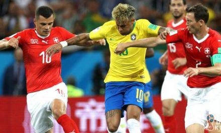 Bir Favori Daha Puan Kaybetti, Brezilya – İsviçre : 1 – 1