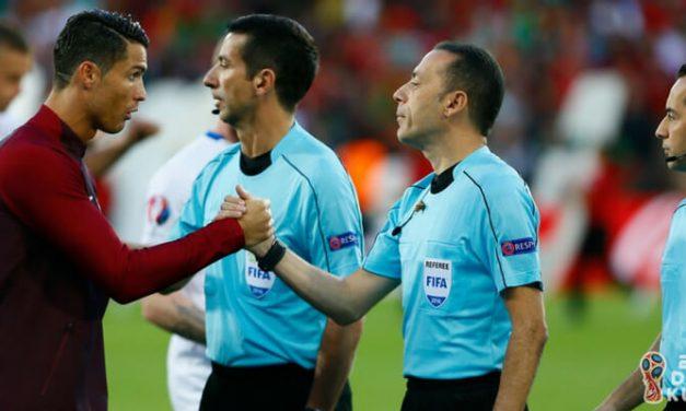 Cüneyt Çakır'ın 2018 Dünya Kupası'ndaki İlk Maçı