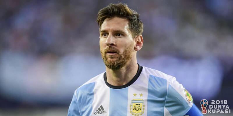 Dünya Kupası 2018 Messi'li Son Dünya Kupası Olabilir