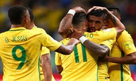 Dünya Kupası Brezilya Maç Özeti İzle