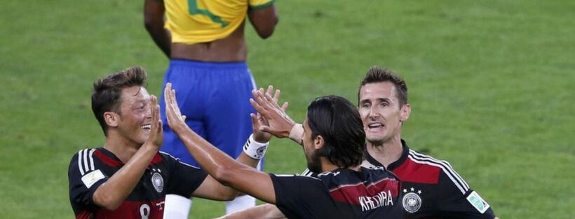 Dünya Kupası Çeyrek Final Maç Özeti