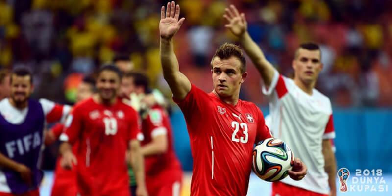 FIFA Dünya Kupaları'nın Rekoru İsviçre'de