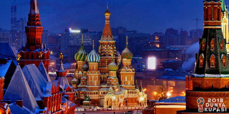 Rusya 2018 Dünya Kupası'na Hazır