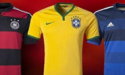 Unutulmaz Dünya Kupası Formaları