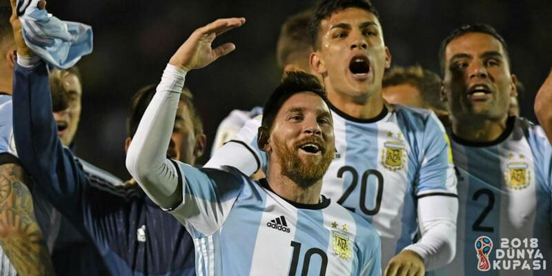 Yoğun Tepki Nedeniyle Arjantin – İsrail Hazırlık Karşılaşması İptal Edildi